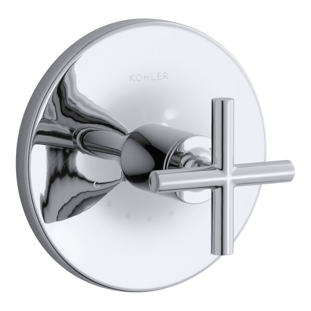 Purist Thermostatic Valve Trim, Valve Not Included in Polished Chrome