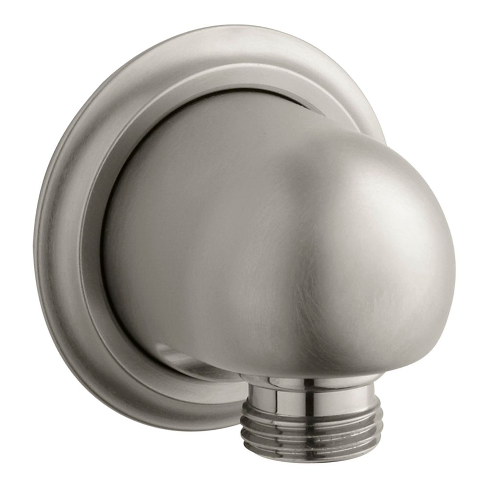 Forté Supply Elbow in Vibrant Brushed Nickel
