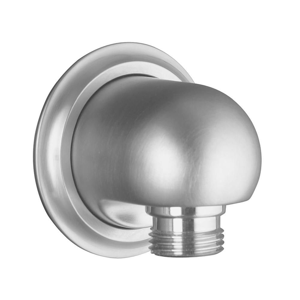 KOHLER Forté Supply Elbow in Brushed Chrome