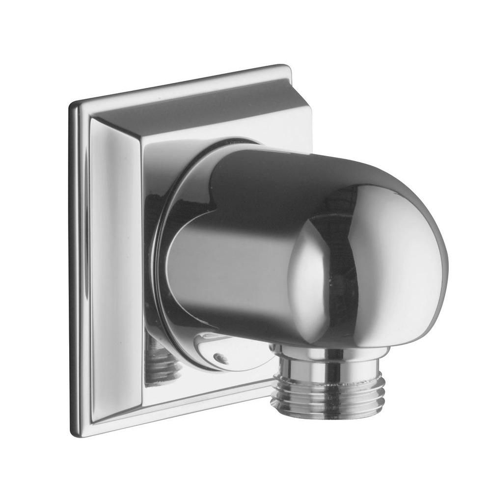 Memoirs Wall-Mount Supply Elbow in Polished Chrome