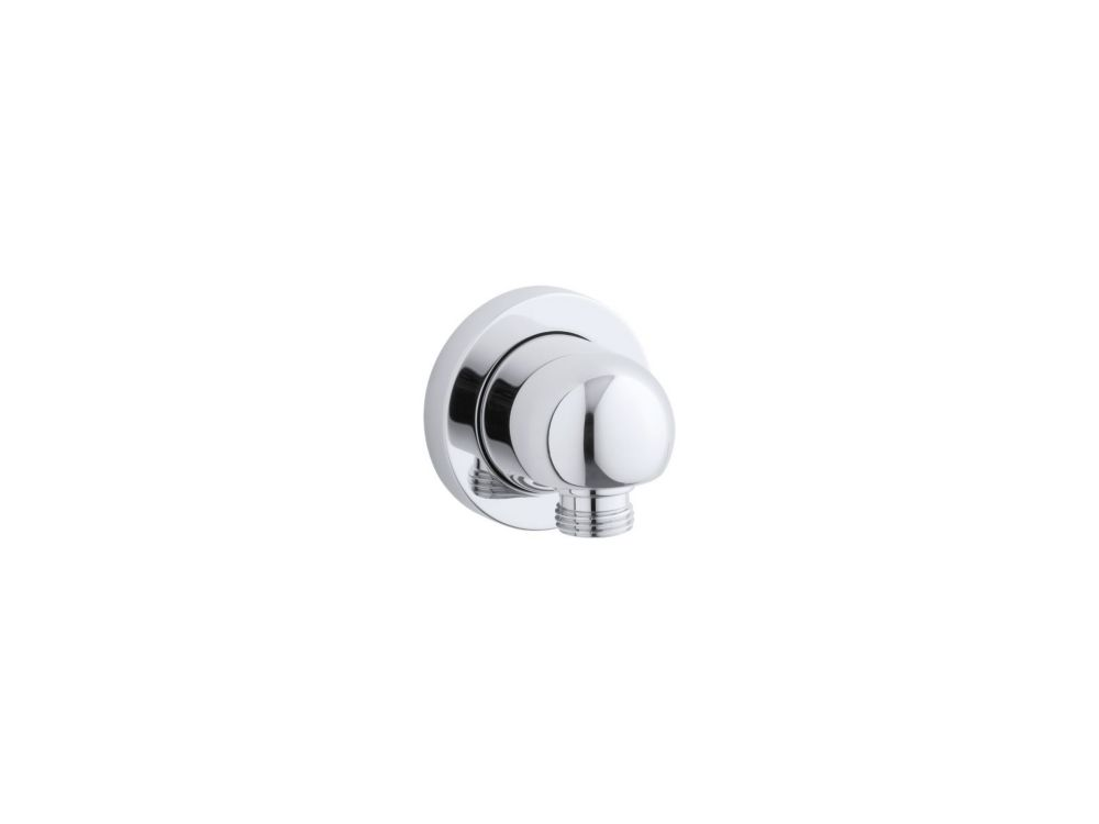 Stillness(R) Wall-Mount Supply Elbow in Polished Chrome