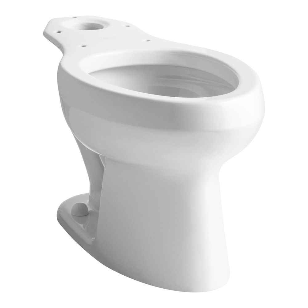 Wellworth<sup>®</sup> Pressure Lite<sup>®</sup> Toilet Bowl Only in White