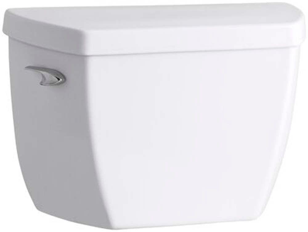 Highline Pressure Lite� 1.4 GPF Single Flush Toilet Tank Only in White