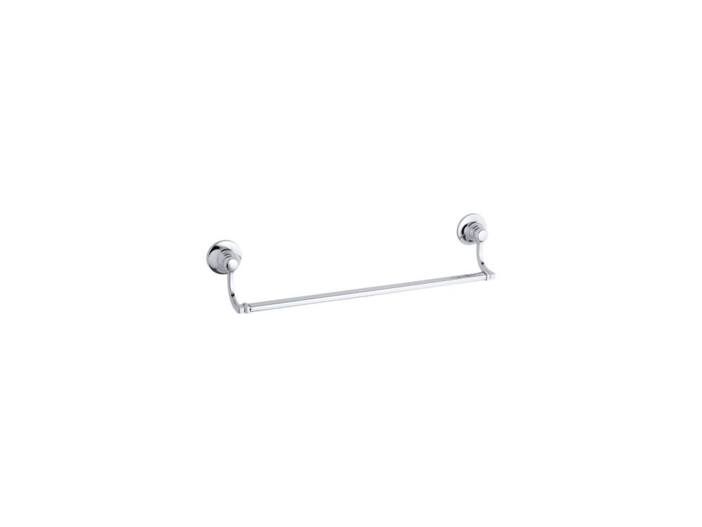 Bancroft 18 Inch Towel Bar in Polished Chrome K-11410-CP Canada Discount