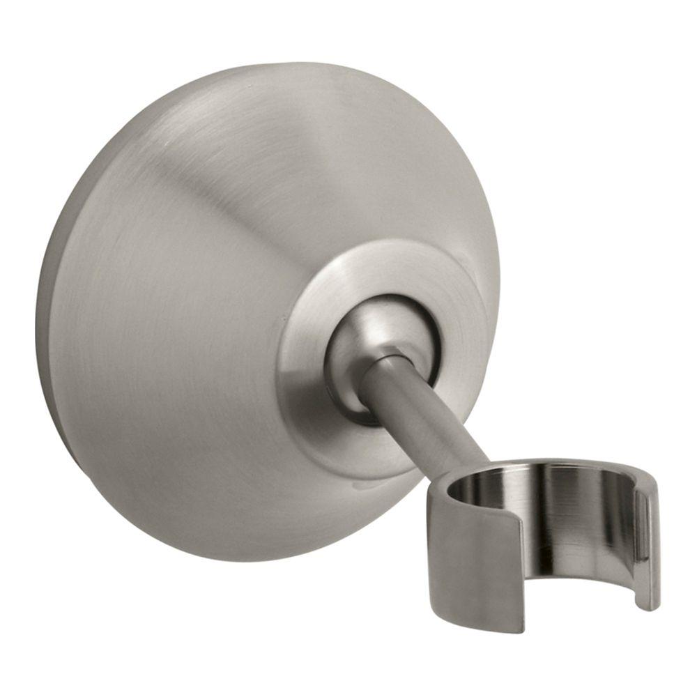 Forté Adjustable Wall-Mount Bracket in Vibrant Brushed Nickel