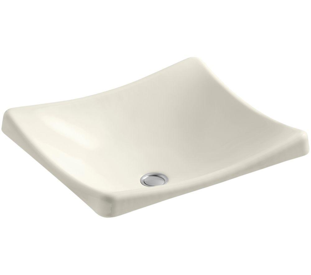 KOHLER DemiLav(R) Wading Pool(R) bathroom sink