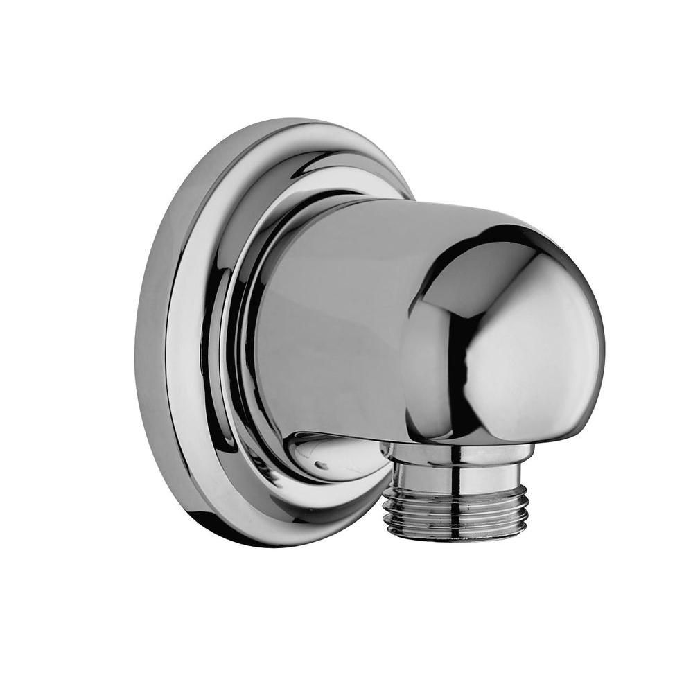 Bancroft(R) Supply Elbow in Polished Chrome