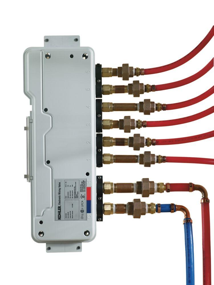 Dtv(R) Six-Port Thermostatic Valve K-682-K-NA Canada Discount