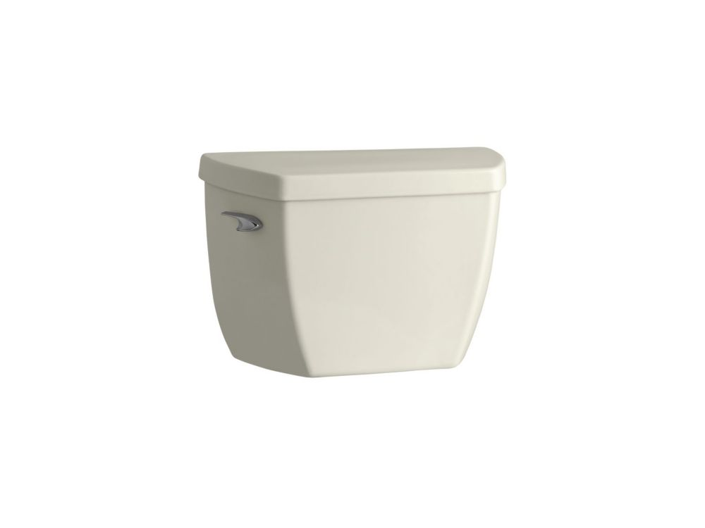 Highline Wellworth<sup>®</sup> 1.1 GPF Single Flush Toilet Tank Only in Biscuit