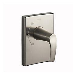 KOHLER Garniture de valve à régulation de pression Symbol(TM) Rite-Temp(TM)