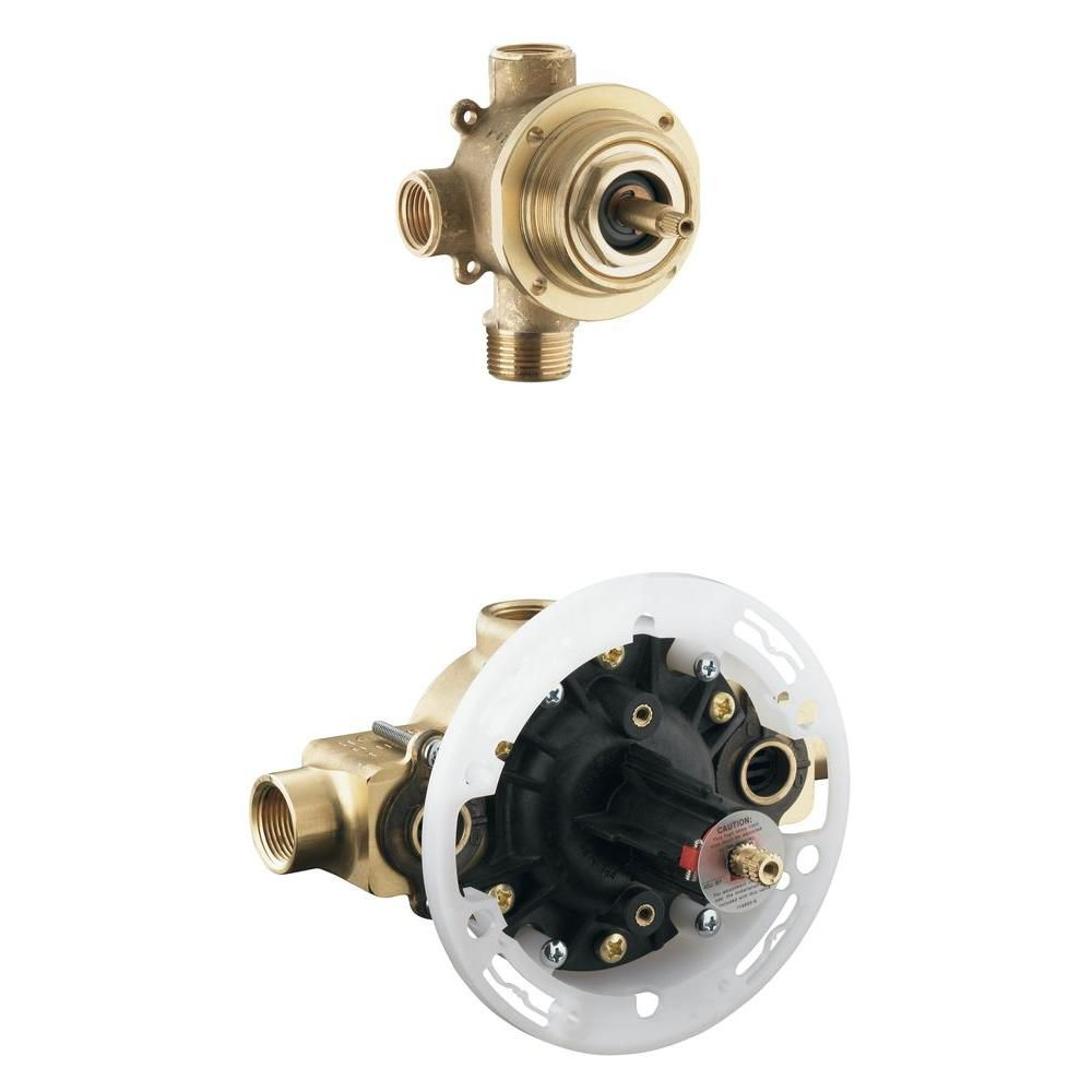KOHLER Luxury Performance Showering Package Valve