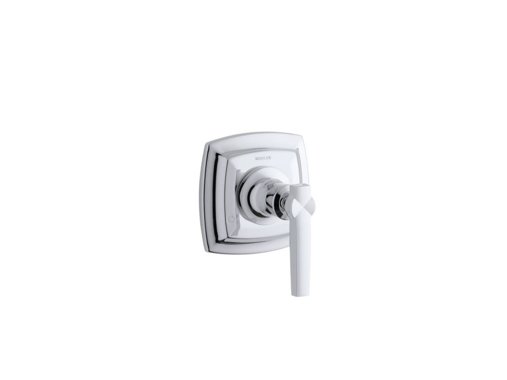 Margaux Transfer Valve Trim, Valve Not Included in Polished Chrome