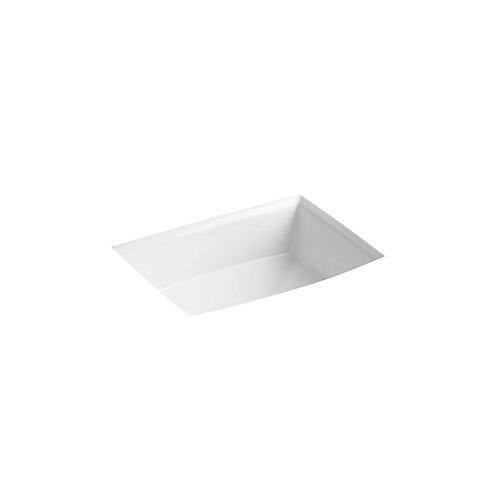 Archer(R) under-mount bathroom sink