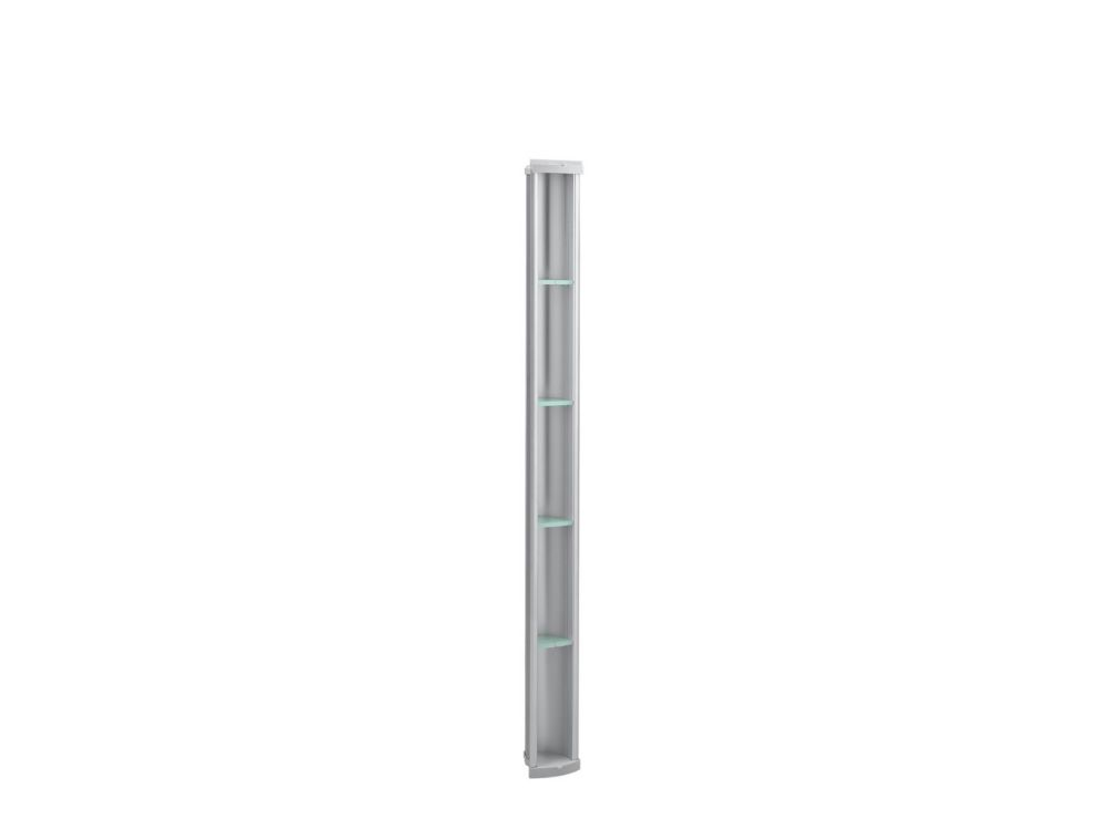 Douche-vestibule Pilaster(TM) Shower Locker(R)