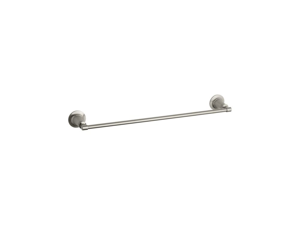 Archer 24 Inch Towel Bar in Vibrant Brushed Nickel
