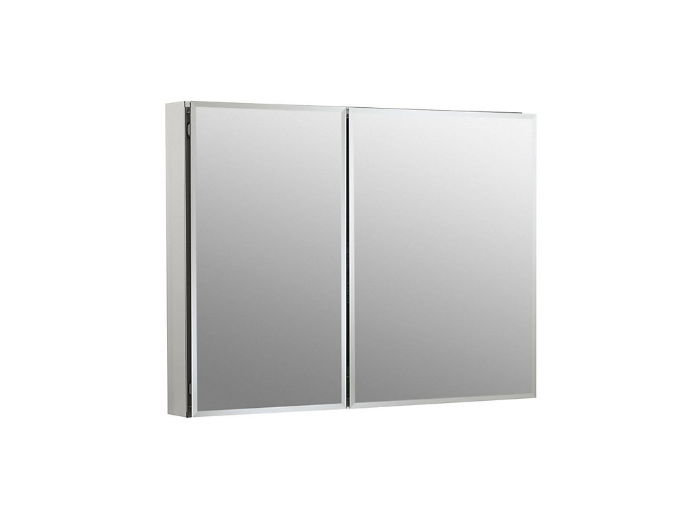 KOHLER 35-inch W x 26-inch H Two-Door Recessed or Surface ...