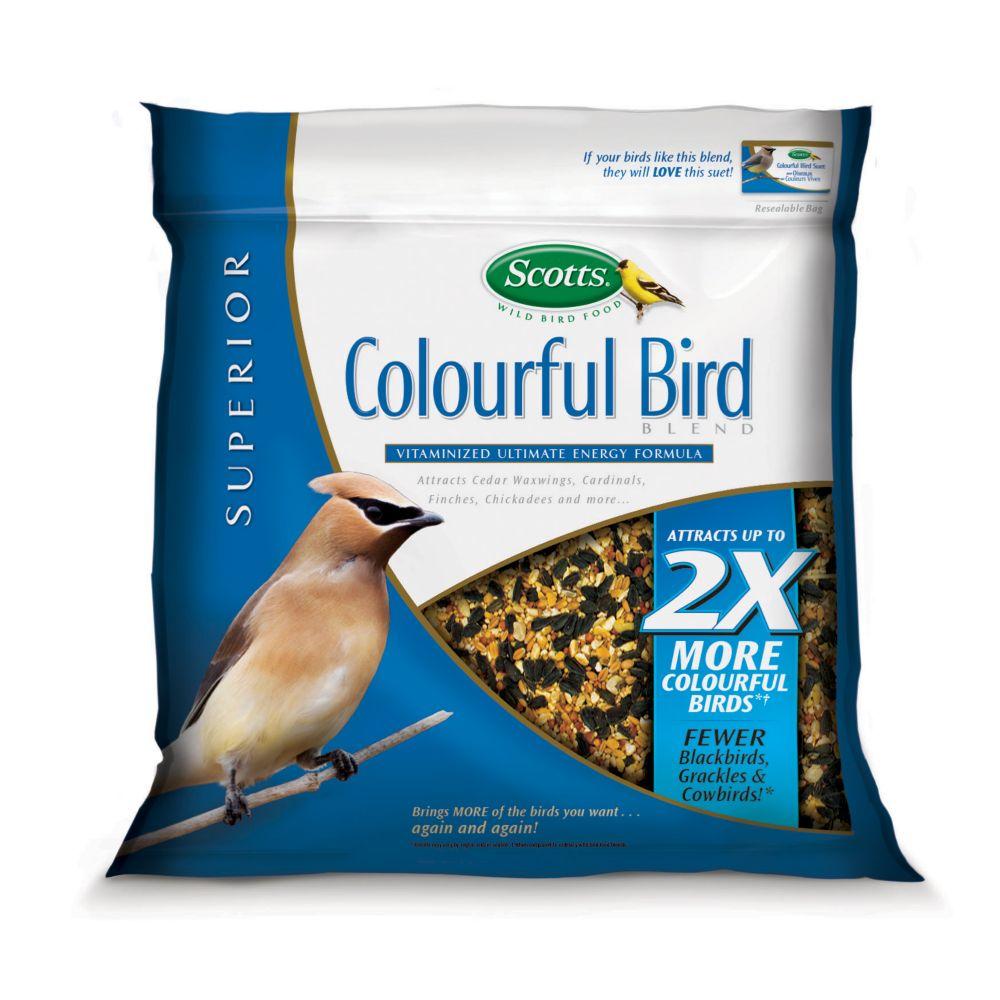 SCOTTS COLOURFUL BIRD 3.6KG