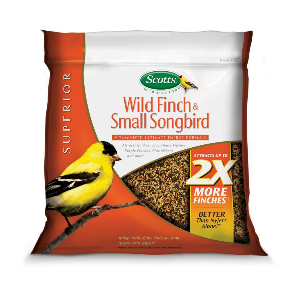 SCOTTS WILD FINCH & SMALL SONGBIRD 3.6KG