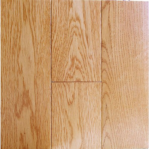 Connexion Plancher, bois massif, Chêne blanc Connexion Amber