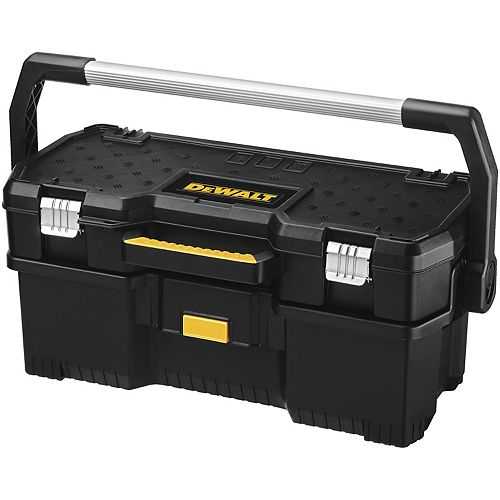 DEWALT 24-inch Tote with Power Tool Case