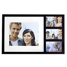 Bryant Collage Black Frame