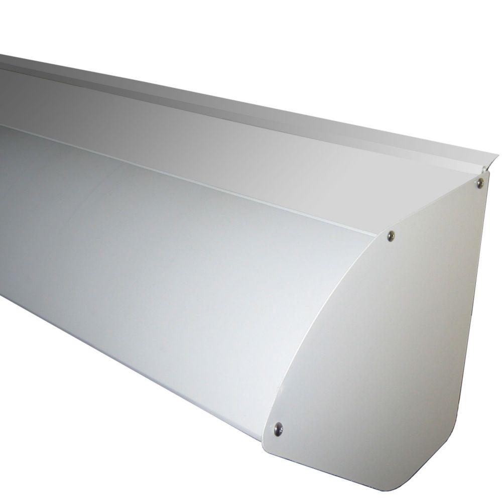 Rolltec Capot De Protection En Aluminium Pour Auvent