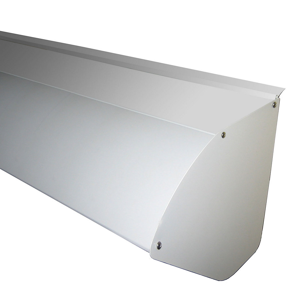 Rolltec Protective Aluminum Hood For 14 Ft Wide