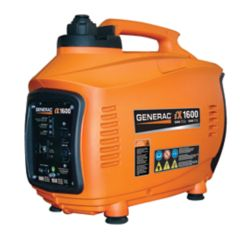 Generac iX1600 Watt Inverter Generator