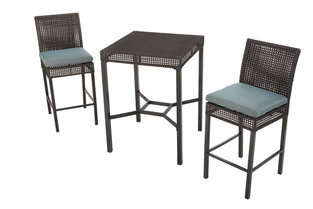 Fenton 3 Pc Bar Bistro Set D9131 Bis Can In Canada