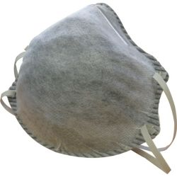 Workhorse Carbon Filter Disposable Mask. R95