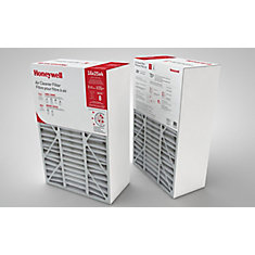Air Cleaner Filter 16x25x4 Inch - (2-Pack)