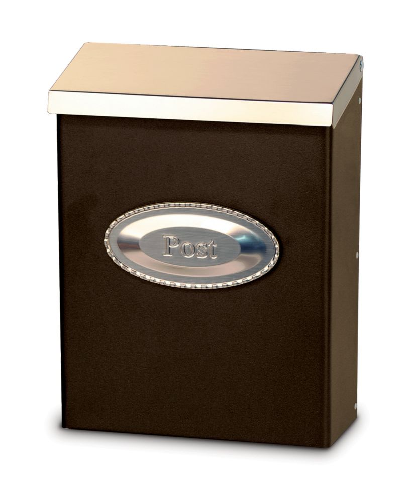 Mailbox - Colonial Oil Rubbed Bronze