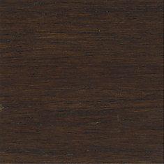 Échantillon - Plancher, bois massif, 3 1/4 po x 5 po, Nutmeg brossé