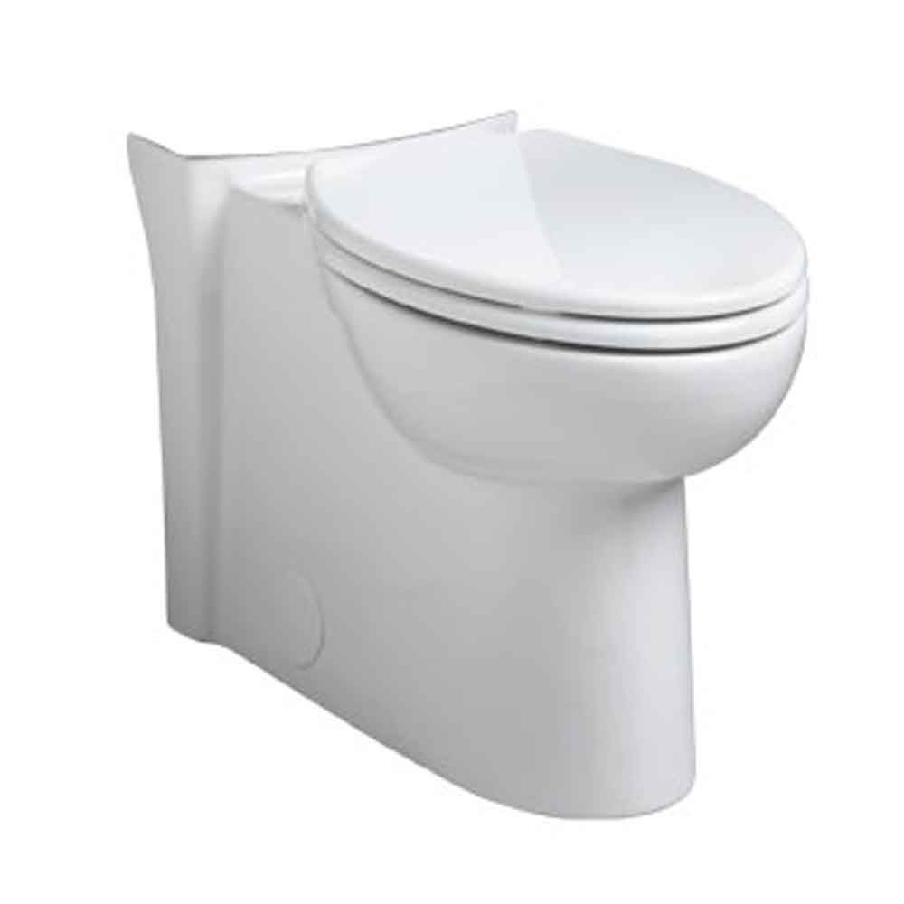 Cadet 3 Concealed Trapway Elongated Toilet Bowl Only in White