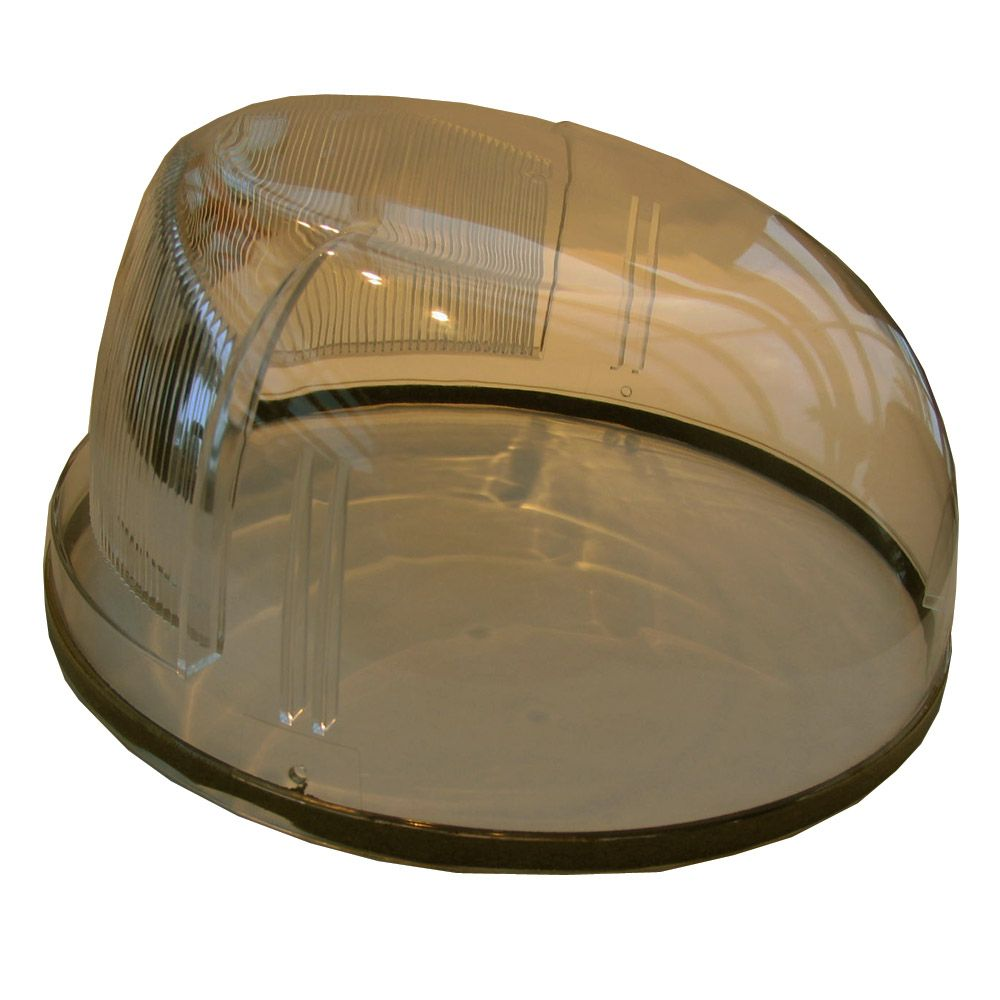 14-inch Replacement Polycarbonate Severe Weather Dome for Tubular Skylight