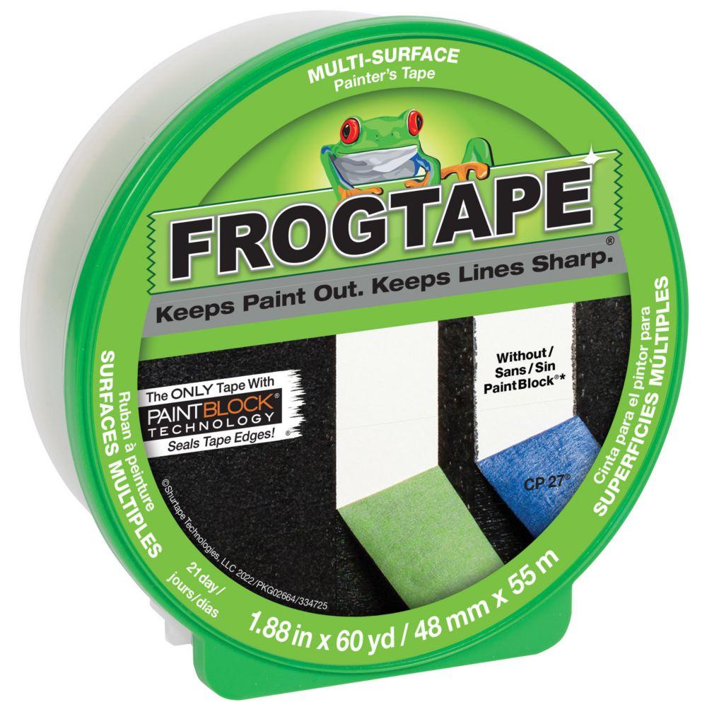 FrogTape 2 po  Ruban Adhesif