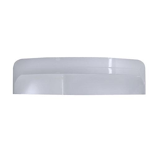 White Acrylic Roof Cap For Boreal I Neo-Round Corner Shower