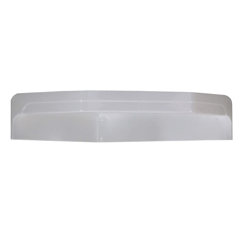 MAAX White Acrylic Roof Cap For Boreal Ii Neo-Angle Corner Shower
