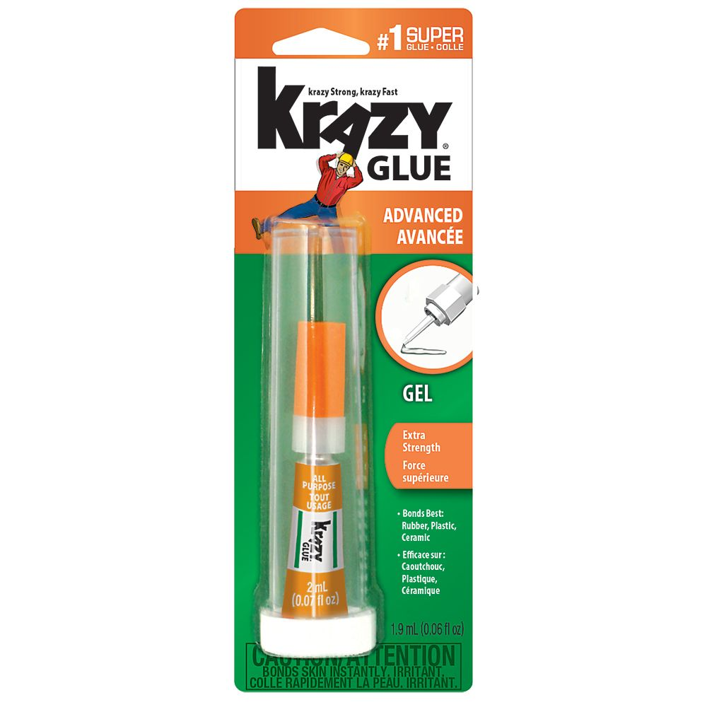 Krazy Glue Advanced Gel