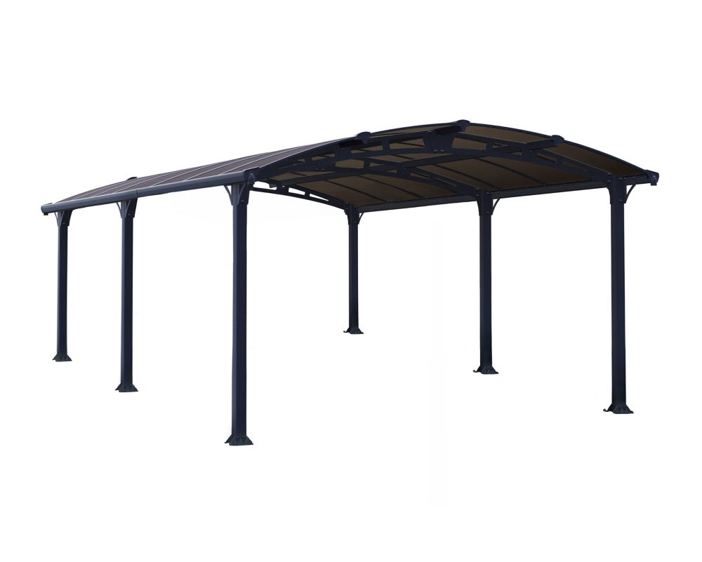 Deluxe Arcadia 5000 Carport / All Seasons Shelter