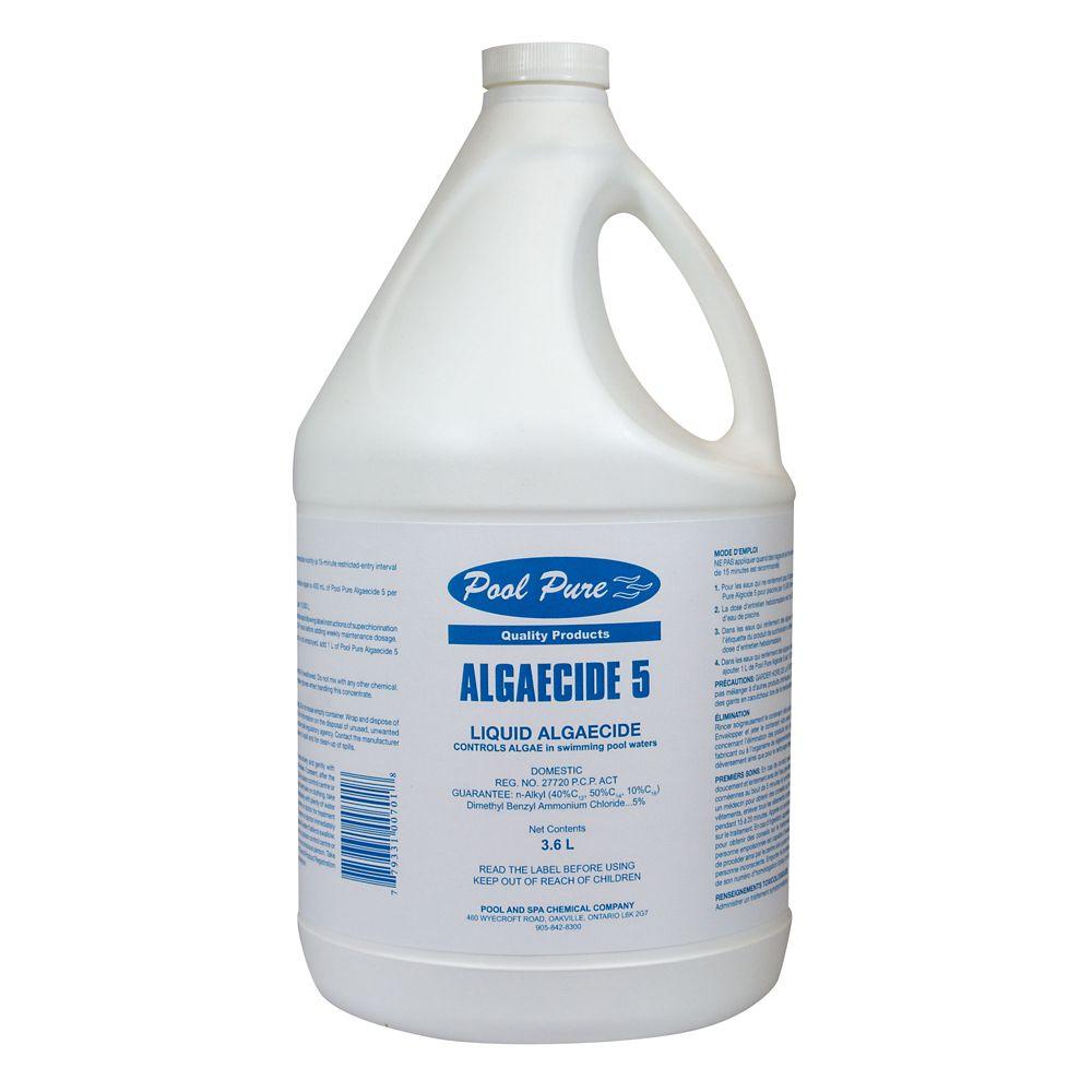 Algaecide 5 - 3.6 Litre