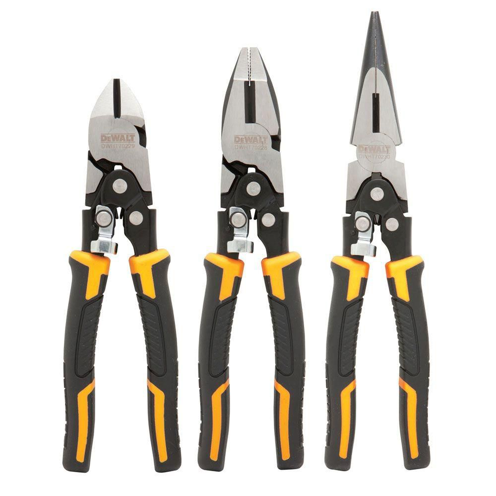 Compound Plier 3-Pack