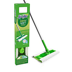 Swiffer Sweeper 2 in 1 Sweeping & Mopping Starter Kit
