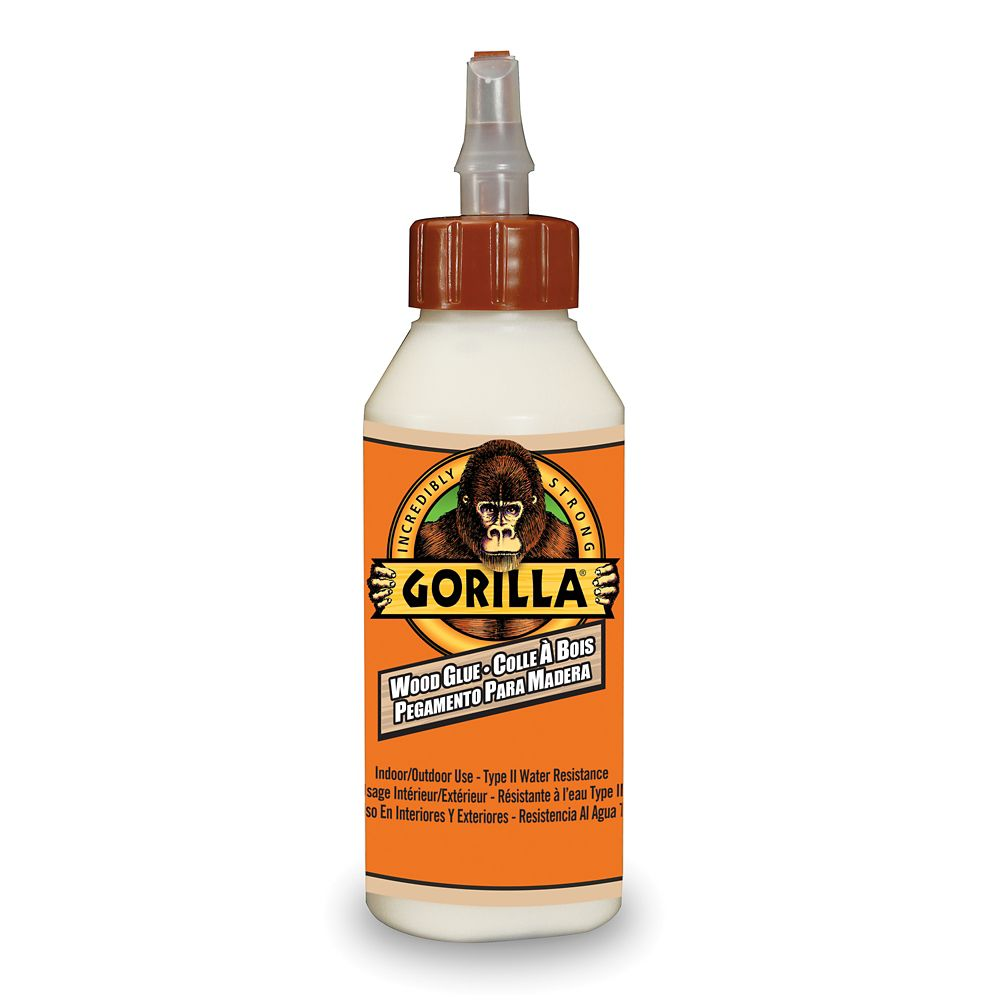 Gorilla 236ml Wood Glue