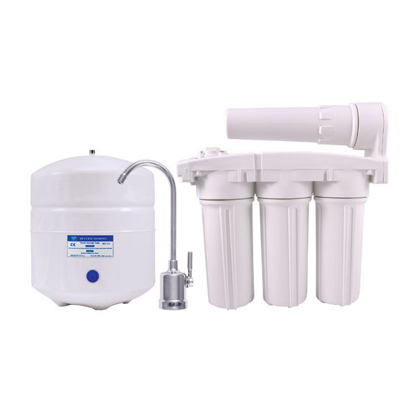 Premier Four-Stage Reverse Osmosis Water Filtration System