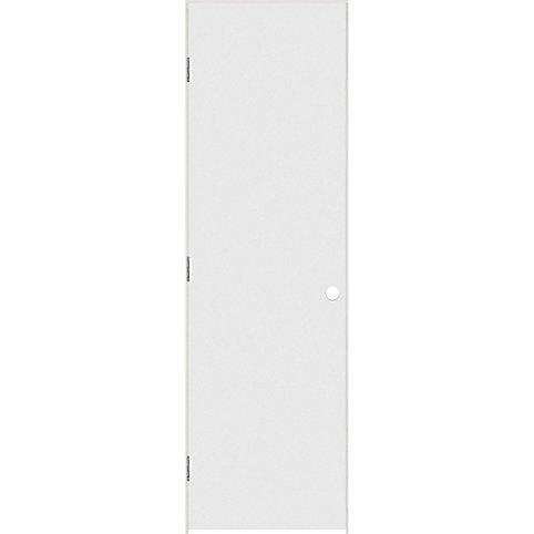 Masonite 24 Inch X 80 Inch Primed Hardboard Smooth Left Hand Pre
