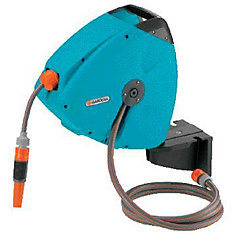Comfort Wall-Mounted Hose Box 10 Roll-up Automatic Plus