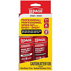 Speed Set Professional Epoxy 2×188mL