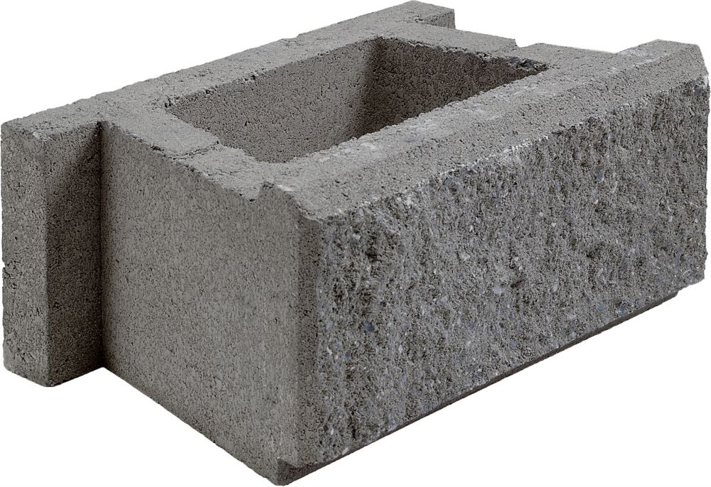 Allan Block 6 Degree Charcoal