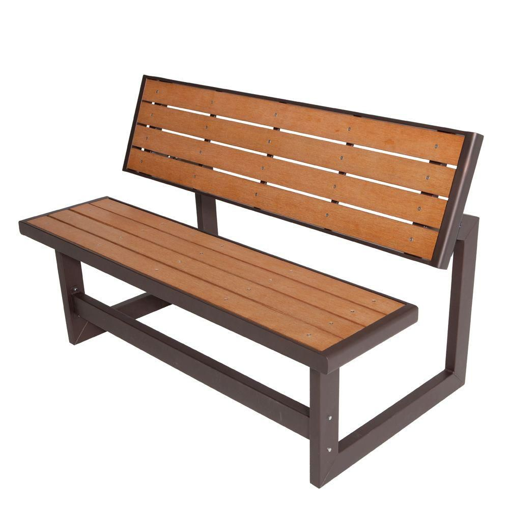 poly weather image benches resistant bench outdoor yard
